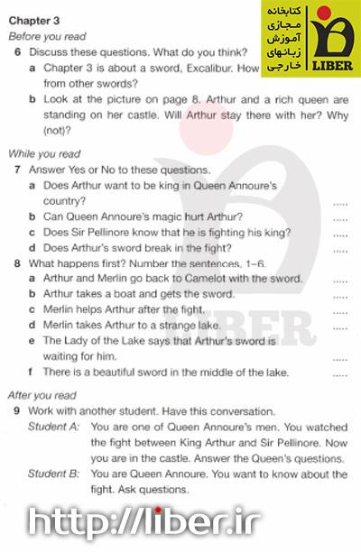 داستان انگلیسی سطح 2