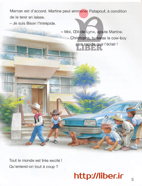 کتاب داستان فرانسه سطح a1