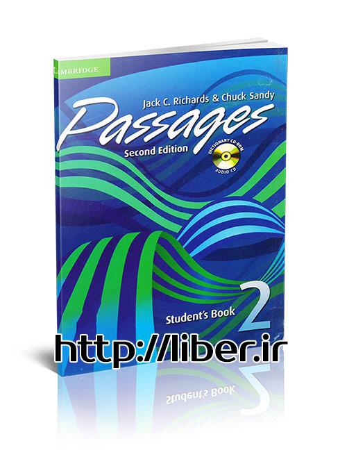 دانلود فایل صوتی کتاب passages
