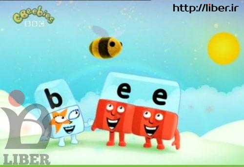 آموزش حروف انگلیسی برای کودکان