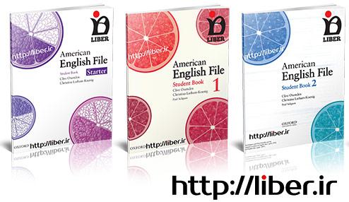 دانلود کتابهای American English File