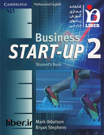 دانلود کتاب Business Start-up