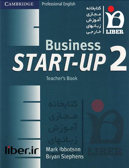 دانلود کتاب Business Startup