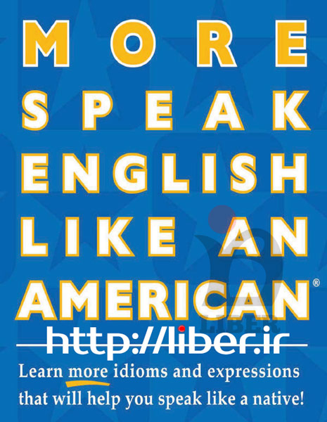 دانلود کتاب more speak like an american