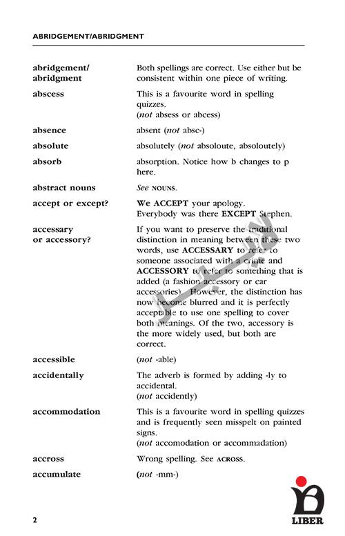 دیکشنری اصطلاح اشتباهات رایج انگلیسی