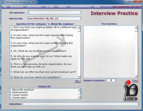 آموزش مصاحبه شغلی خوداموز