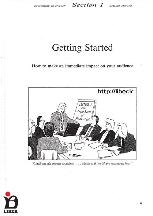 فروش مجموعه آموزش ارائه به انگلیسی