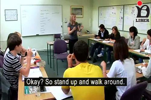 مشاهده شیوه تدریس انگلیسی