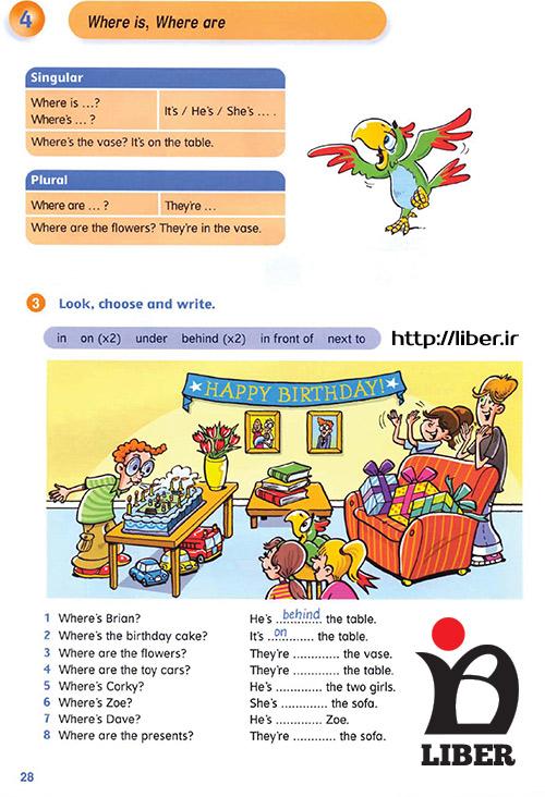 آموزش قدم به قدم گرامر زبان انگلیسی