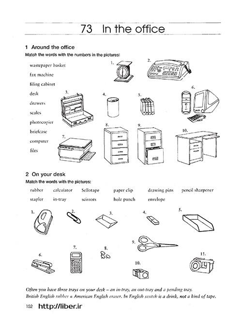 آموزش لغت و واژگان انگلیسی