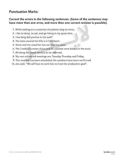 قواعد اساسی و ضروری زبان انگلیسی