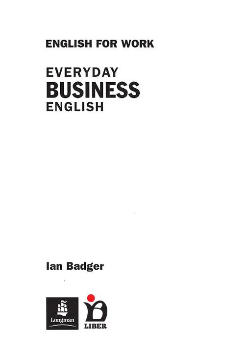 مکالمات روزمره و ارتباطات تجاری به انگلیسی