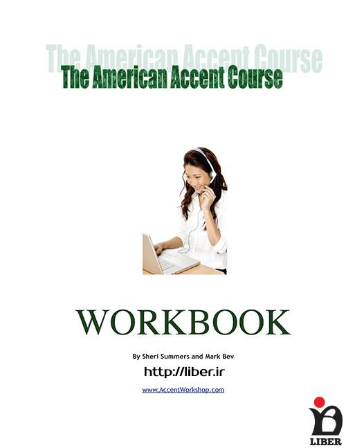 کتاب کار American Accent Course