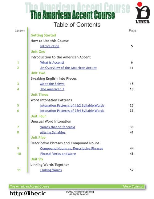 کاملتزین سایت آموزش لهجه انگلیسی