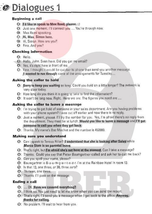 آموزش مکالمه انگلیسی در قالب دیالوگ