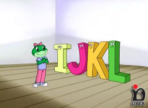 شناخت حروف الفبای انگلیسی